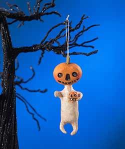 Mr. Pumpkinhead Ornament