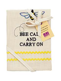 Picnic Yellow Dishtowel Set