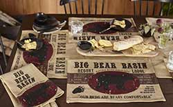 Big Bear Basin Placemat