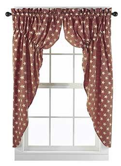 Stargazer Pino Prairie Curtain