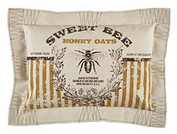 Sweet Bee Decorative Pillow