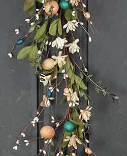 Natural Easter Garland