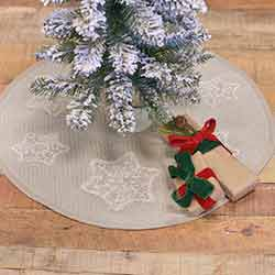Ingrid Mini 21 inch Tree Skirt