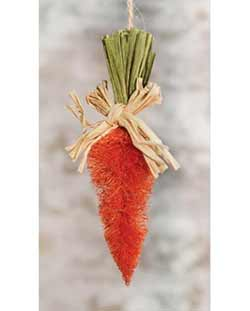Bottlebrush Carrot (6 inch)