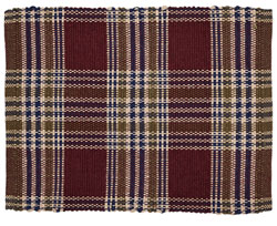 Jackson Wool & Cotton Rug (Multiple Size Options)