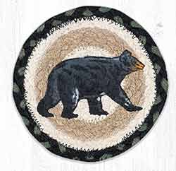Mama Bear Round 7 inch Trivet