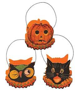 Sassy Cat & Friends Mini Buckets (Set of 3)