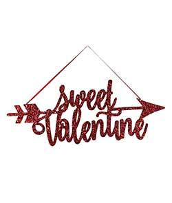 Sweet Valentine Cutout Sign