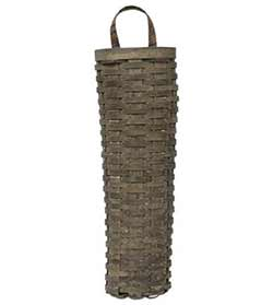 Greywash Long John Wall Basket