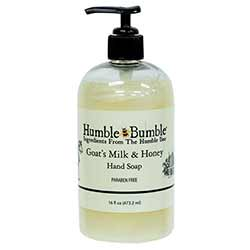 Goat Milk & Honey Castile Hand Soap