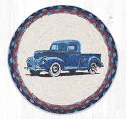 MSPR-362 Blue Truck 10 inch Tablemat
