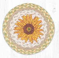 MSPR-529 Sunflower 10 inch Tablemat