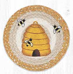 MSPR-9-101 Beehive 10 inch Tablemat