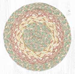 Rose Gold 10 inch Trivet