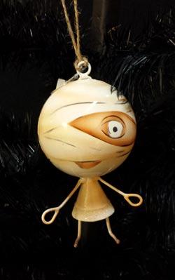 Halloween Mummy Ornament