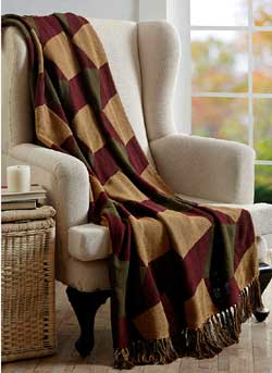 Napa Valley Woven Throw