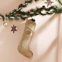 Nowell Natural 20 inch Stocking