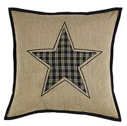Revere Star Throw Pillow Cover