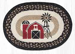 Windmill Braided Placemat