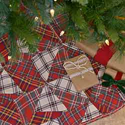 Peyton 48 inch Tree Skirt