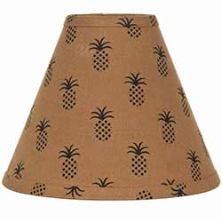 Pineapple Town Lamp Shade - 10 inch