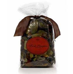 Fresh Pumpkin Bagged Potpourri