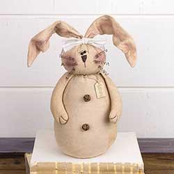 Bethany Primitive Bunny Doll