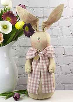 Darryl Primitive Bunny Doll