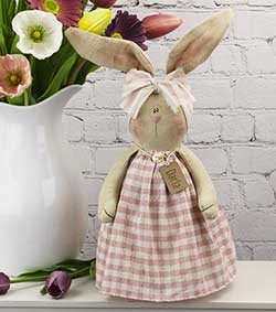 Darla Primitive Bunny Doll
