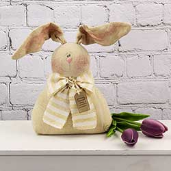 Dill Primitive Bunny Doll