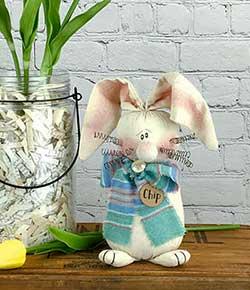 Chip Primitive Bunny Doll