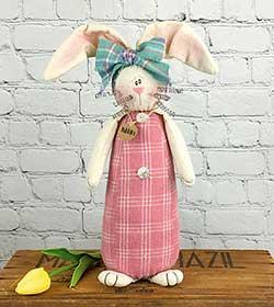 Nibbles Primitive Bunny Doll