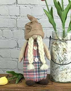 Hattie the Gnome Doll