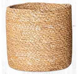 SGB-01 Natural Sedge Grass 5.5 inch Basket