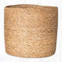 SGB-01 Natural Sedge Grass 8 inch Basket