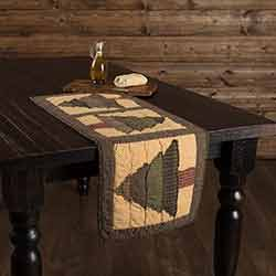 Sequoia Quilted 36 inch Table Runner