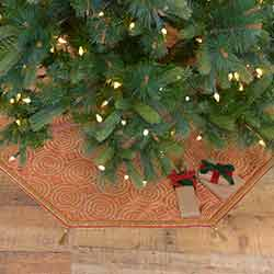 Soleil 48 inch Tree Skirt
