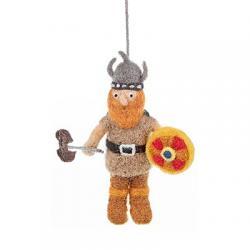 Sven the Viking Ornament