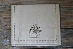 Pumpkin Plenty Table Runner