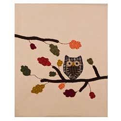 Harvest Owl Table Runner