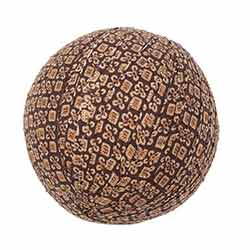 Tacoma 4 inch Fabric Ball (Set of 3)
