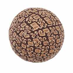 Tacoma 2.5 inch Fabric Ball (Set of 6)