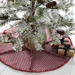 Tannen Mini 21 inch Tree Skirt