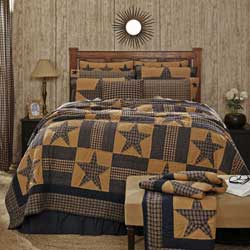 Teton Star Quilt - Luxury King