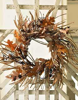 Fall Gleaning 24 inch Wreath