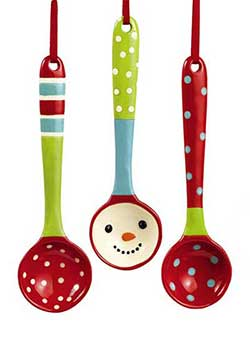 Sweet Tidings Sugar Spoon/Ornament