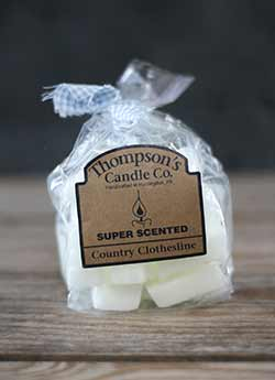 Country Clothesline Scented Wax Crumbles