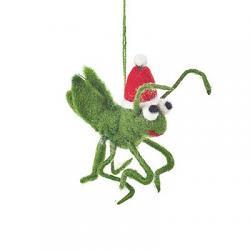 Cricket Ornament