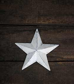 Distressed Buttermilk Barn Star (Multiple Size Options)