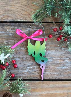 Fairy Ornament (Personalized)